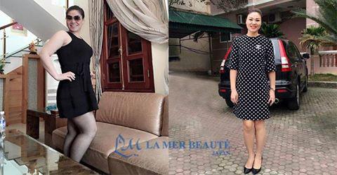 Bà mẹ U40 giảm 10cm vòng eo chỉ trong 2 tháng - 1