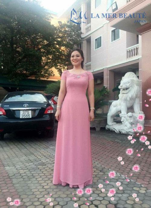 Bà mẹ U40 giảm 10cm vòng eo chỉ trong 2 tháng - 3