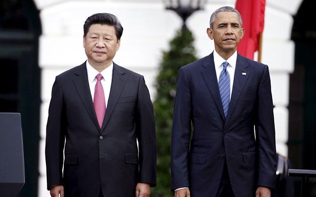 Barack Obama sắp gặp Tập Cận Bình - 1