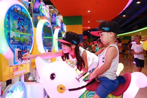 Thế giới giải trí đầy màu sắc tại Mipec Long Biên - 2