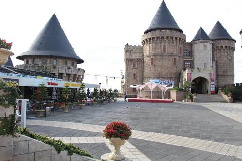 Độc đáo lễ hội B'estival lần đầu tiên được tổ chức tại Bà Nà Hills - 2