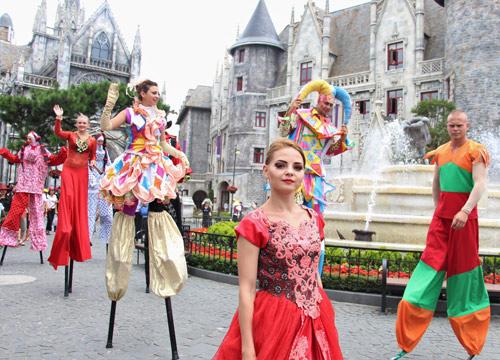 Độc đáo lễ hội B'estival lần đầu tiên được tổ chức tại Bà Nà Hills - 5