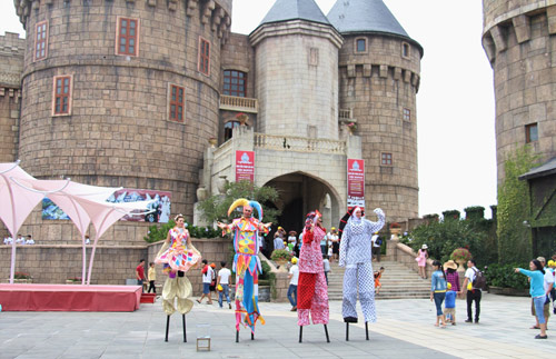 Độc đáo lễ hội B'estival lần đầu tiên được tổ chức tại Bà Nà Hills - 3