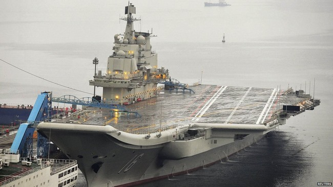 Trung Quốc tuyên bố tập trận ở biển Nhật Bản - 1