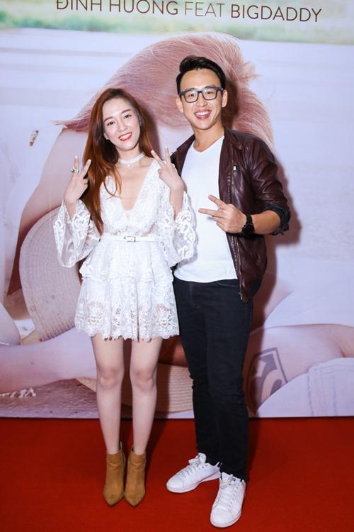 Đinh Hương trao Big Daddy 4 nụ hôn trong lần gặp đầu tiên - 4