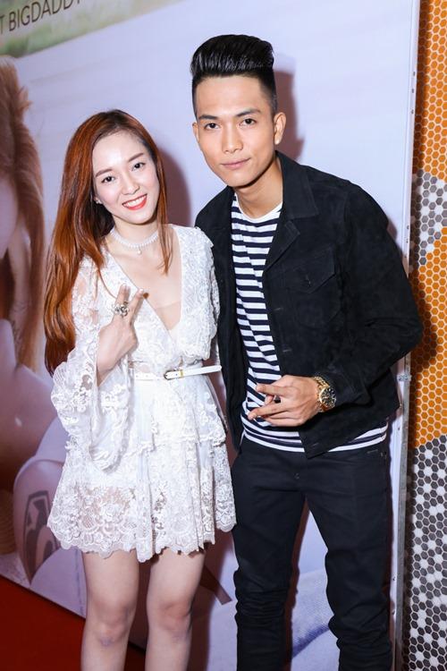 Đinh Hương trao Big Daddy 4 nụ hôn trong lần gặp đầu tiên - 2