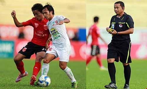 V-League mời trọng tài ngoại vừa hết hạn treo còi - 1