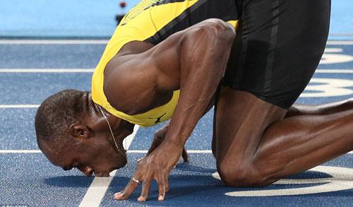 Kỷ lục gia Usain Bolt: Ta là 1, là riêng, là duy nhất - 10