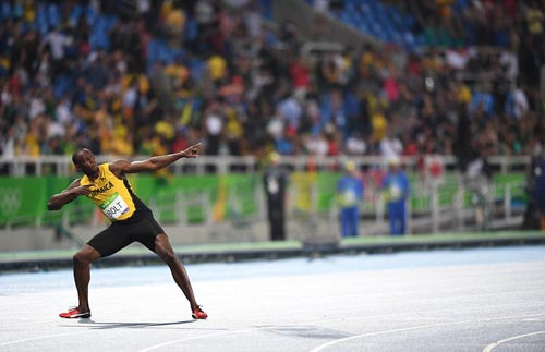 Kỷ lục gia Usain Bolt: Ta là 1, là riêng, là duy nhất - 9
