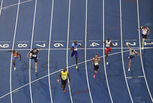 Kỷ lục gia Usain Bolt: Ta là 1, là riêng, là duy nhất - 8