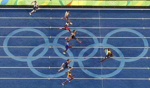 Kỷ lục gia Usain Bolt: Ta là 1, là riêng, là duy nhất - 6