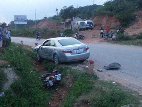 Cảnh cáo người nhận tội thay thiếu tá CSGT gây tai nạn - 2