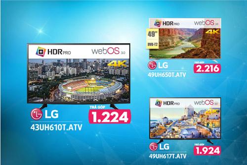 Điện máy HC gợi ý Model TV tích hợp đầu thu kỹ thuật số giá ưu đãi - 3
