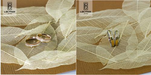 Giảm 10% khi mua nhẫn cưới Lộc Phúc Jewelry tại triển lãm Marry Wedding Day 2016 - 4