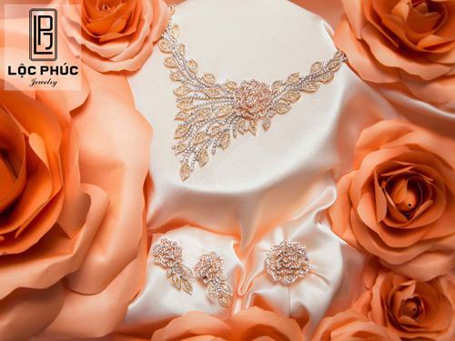 Giảm 10% khi mua nhẫn cưới Lộc Phúc Jewelry tại triển lãm Marry Wedding Day 2016 - 5