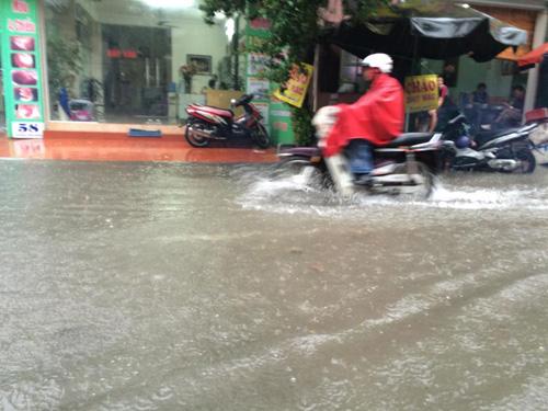 Bão Thần Sét đã suy yếu thành áp thấp nhiệt đới - 2