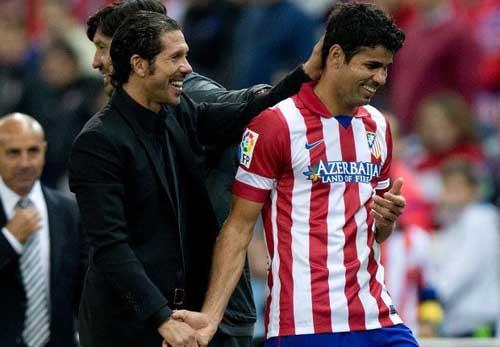 Tin chuyển nhượng 19/8: Simeone vẫn mơ tái hợp Costa - 1