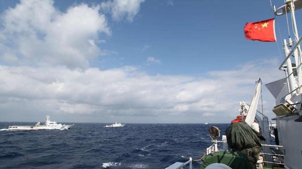 TQ xây cầu tàu chiến gần đảo tranh chấp với Nhật - 1