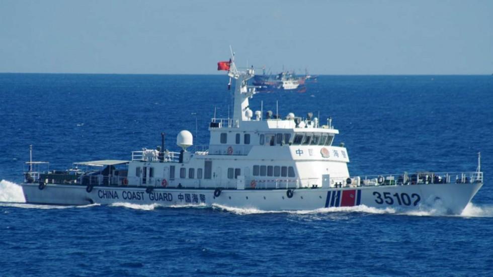 TQ xây cầu tàu chiến gần đảo tranh chấp với Nhật - 3