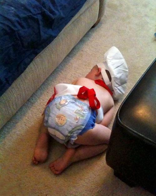 Cuối tuần ngủ nướng cho sướng cô chú ơi! - 11