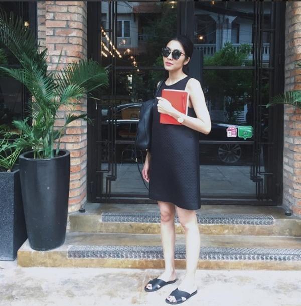 Rộ tin Tăng Thanh Hà mang thai lần hai - 2