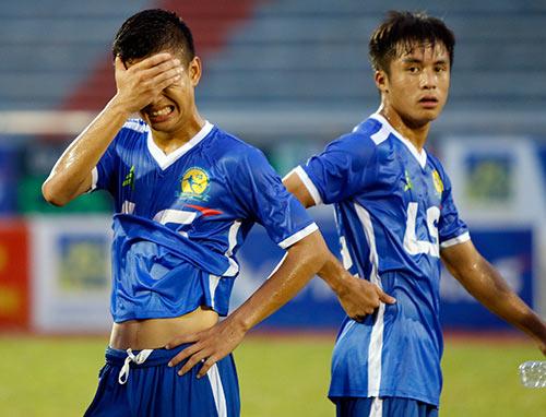 """Hạ dàn """"sao"""" U16 VN, U17 Đồng Tháp vô địch giải U17 - 8"""