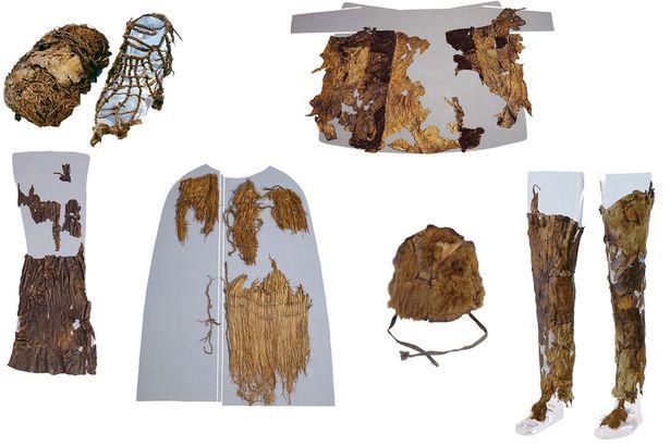 Phát hiện xác ướp 5.300 năm ăn mặc thời thượng - 3