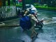 Bão Thần Sét đã suy yếu thành áp thấp nhiệt đới