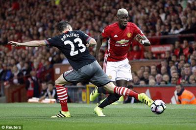 Chi tiết MU - Southampton: 3 điểm hảo hạng (KT) - 3