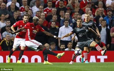 Chi tiết MU - Southampton: 3 điểm hảo hạng (KT) - 4