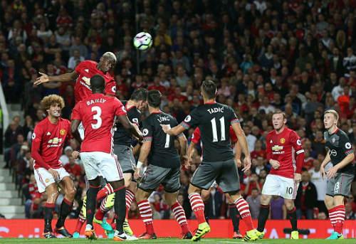 Góc chiến thuật MU – Southampton: Đậm chất Mourinho - 1