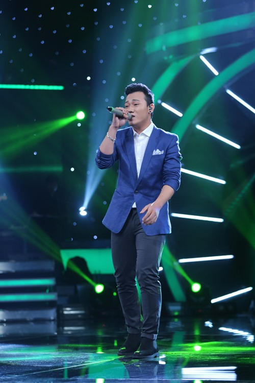 """Giám khảo """"Vietnam Idol"""" cứu Quán quân """"Học viện ngôi sao"""" - 4"""