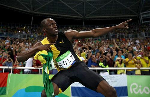 Kỷ lục gia Usain Bolt: Ta là 1, là riêng, là duy nhất - 3
