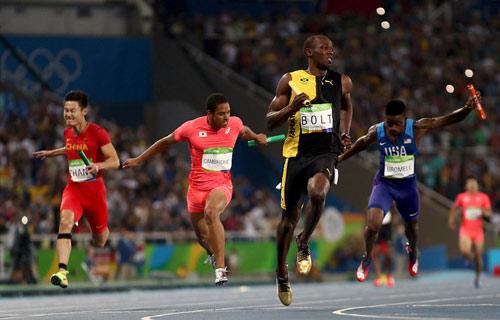 Kỷ lục gia Usain Bolt: Ta là 1, là riêng, là duy nhất - 2
