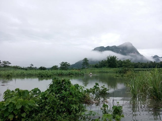 Nhiều nơi ở Nghệ An, Thanh Hóa bị cô lập sau bão số 3 - 4