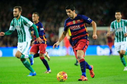 Barca – Real Betis: Màn thị uy của nhà vô địch - 1