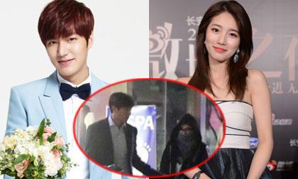 Lý do Lee Min Ho và Suzy không chia tay - 1