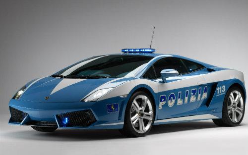 Top 10 xe cảnh sát đắt nhất khiến tội phạm khiếp vía - 9