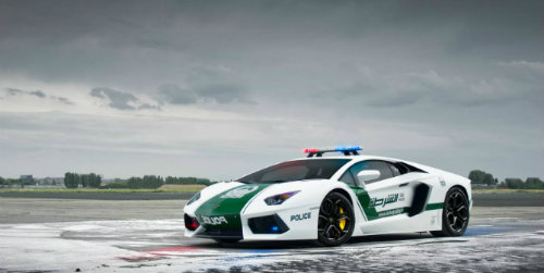 Top 10 xe cảnh sát đắt nhất khiến tội phạm khiếp vía - 5