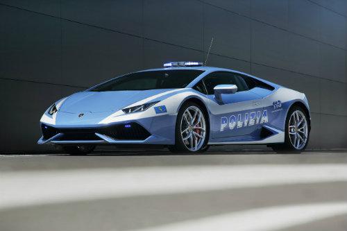 Top 10 xe cảnh sát đắt nhất khiến tội phạm khiếp vía - 7