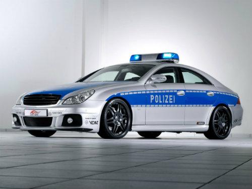 Top 10 xe cảnh sát đắt nhất khiến tội phạm khiếp vía - 3
