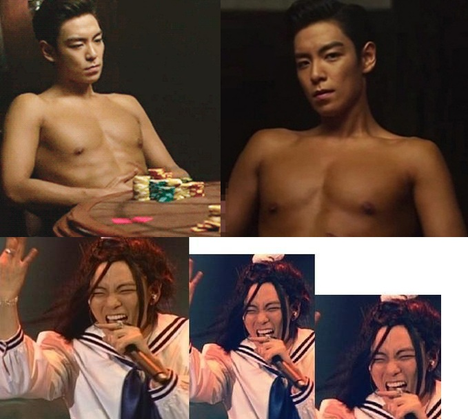 G-Dragon và loạt mỹ nam Hàn giả gái hấp dẫn cả thế giới - 5