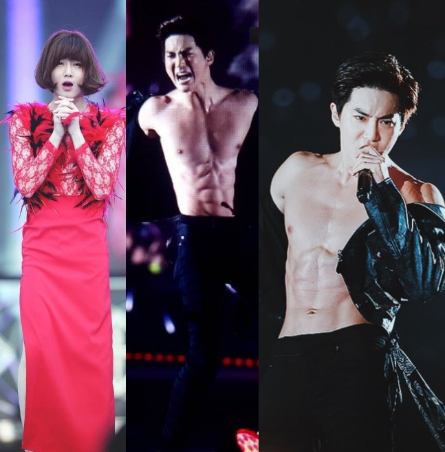 G-Dragon và loạt mỹ nam Hàn giả gái hấp dẫn cả thế giới - 7