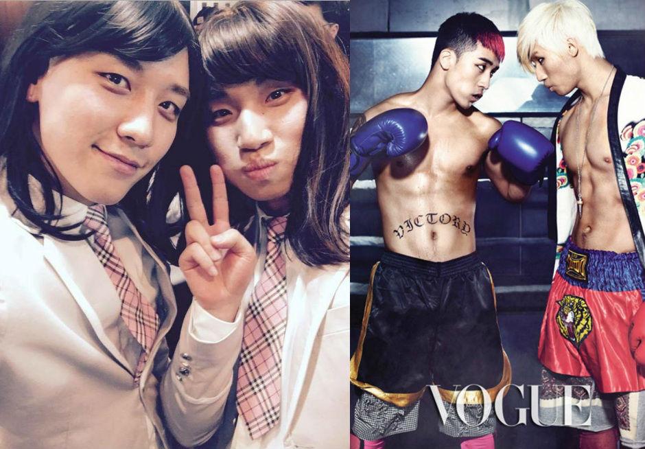 G-Dragon và loạt mỹ nam Hàn giả gái hấp dẫn cả thế giới - 4