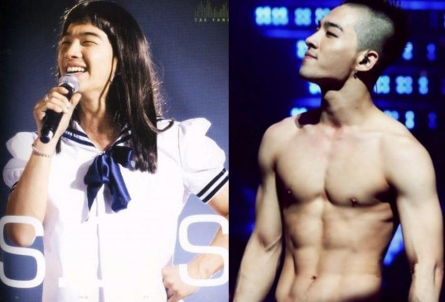 G-Dragon và loạt mỹ nam Hàn giả gái hấp dẫn cả thế giới - 6