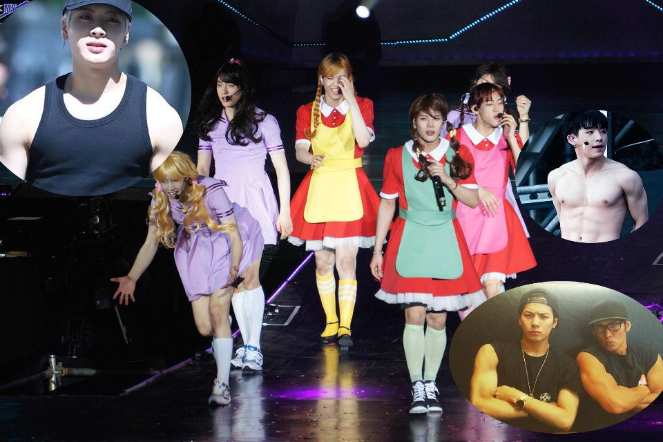 G-Dragon và loạt mỹ nam Hàn giả gái hấp dẫn cả thế giới - 12