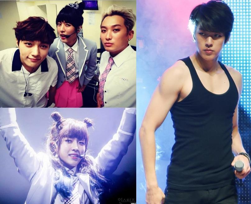 G-Dragon và loạt mỹ nam Hàn giả gái hấp dẫn cả thế giới - 9