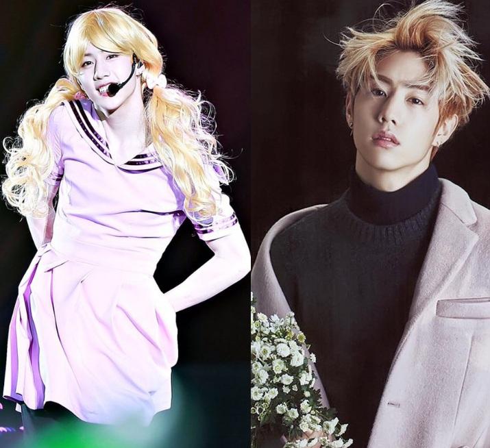 G-Dragon và loạt mỹ nam Hàn giả gái hấp dẫn cả thế giới - 15