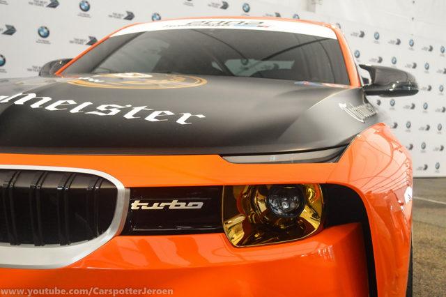"Ngắm BMW 2002 Hommage Turbomeister Concept ""cánh cam"" tại Pebble Beach - 5"