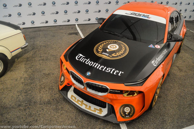 "Ngắm BMW 2002 Hommage Turbomeister Concept ""cánh cam"" tại Pebble Beach - 6"